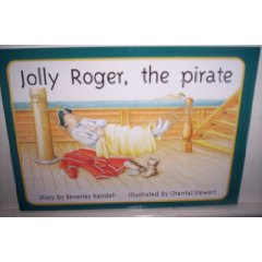 jolly roger, the pirate
